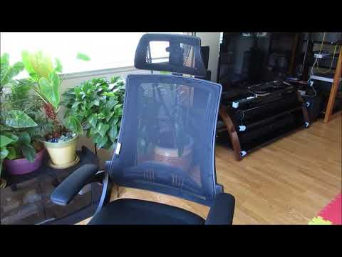 LCH High Back Mesh Office Chair Review