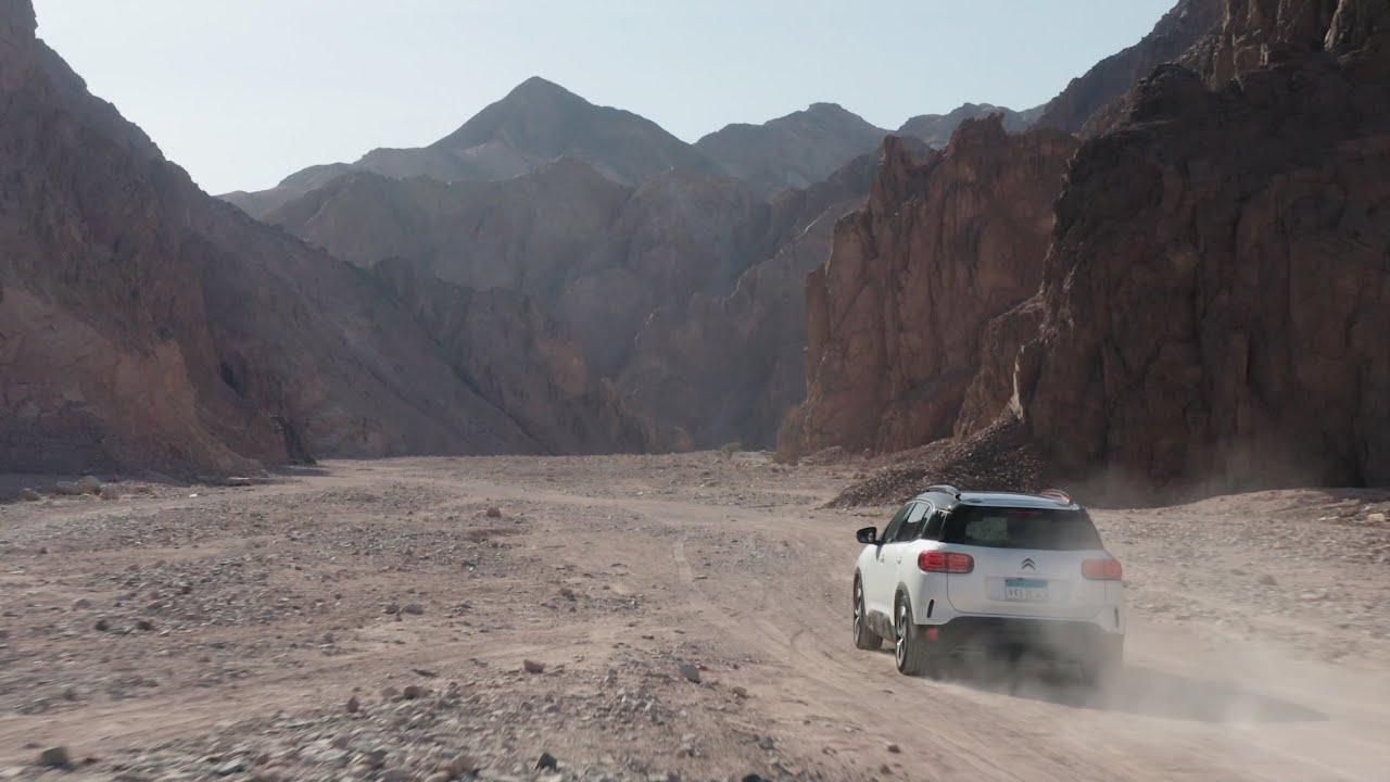 Citroën C5 Aircross: Adventure in Comfort Mode
