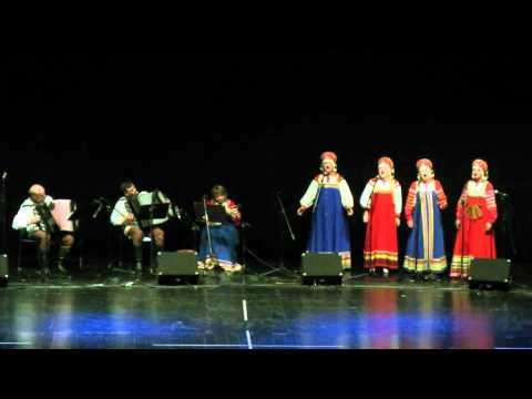 Russian Folk Songs: Oy, To Ne Vecher & Viydu Na Ulicu