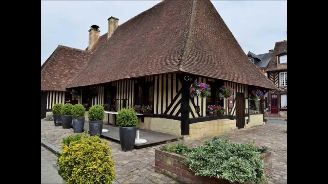 Beuvron en auge village classe parmi les plus beaux for Beaux villages yvelines