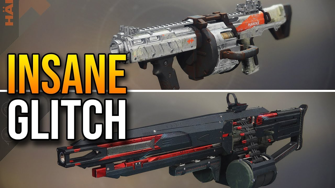 These 2 Heavy Weapons Are Bugged Insane Dps Season Of Arrivals Youtube