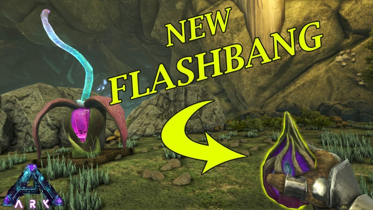Plant species z fruit flashbang plant z guide ark for Plant x ark aberration