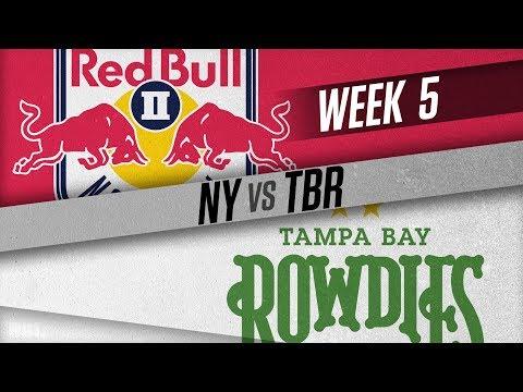New York Red Bulls II vs Tampa Bay Rowdies: April 14, 2018