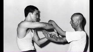 Реальный бой Брюс Ли /  Real fight Bruce Lee