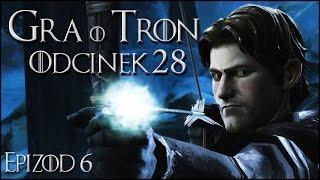 GRA O TRON PL #28 (Ep.6) | WALKA W PÓŁNOCNYM GAJU! | Vertez | Game of Thrones