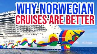 7 Reasons Why Norwegian Cruises are Better