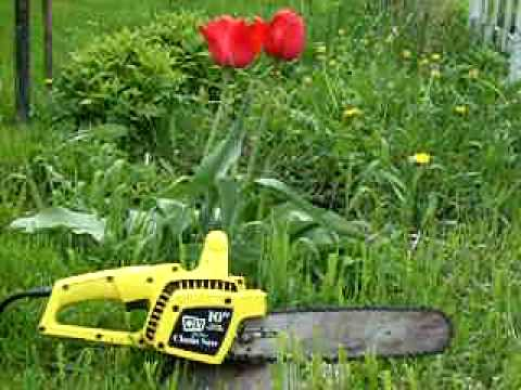 wen electric chain saw 6014 manual