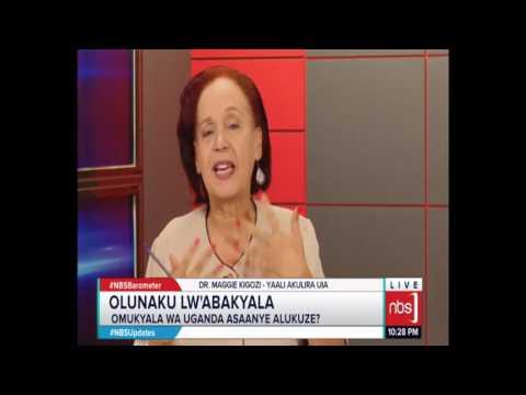 Olunaku Lwabakyala, Omukyala Wa Uganda Asaanye Alukuze? (Maggie Kigozi)