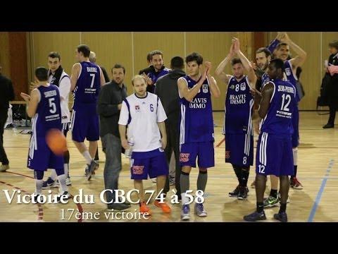 2014 0118 Match N2 Alerte Juvisy - CBC Caen (4ème quart temps)
