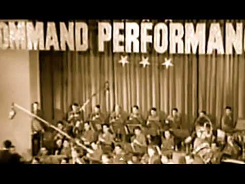 COMMAND PERFORMANCE 09 10 1942 with BOB HOPE & JUDY GARLAND