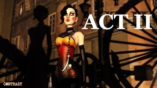 Contrast Walkthrough Act 2