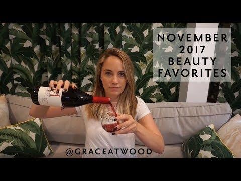 November 2017 Beauty Favorites!