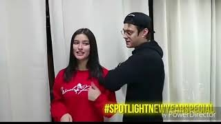 lizQuen in Madrid Spain with family