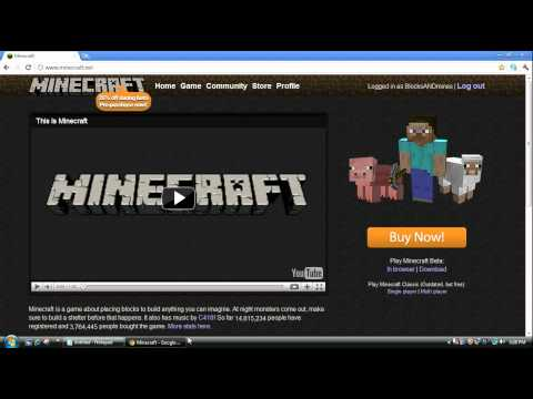 How To Play Minecraft Without Downloading It