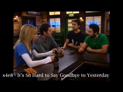 it's always sunny charlie dating website