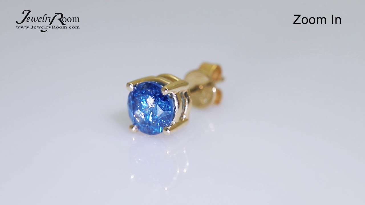 sapphire diamond and black gold elora stud pin white round s blue earrings tdw mens men