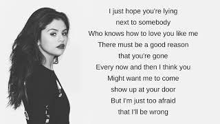 Jungkook & Selena - We Don't Talk Anymore (Lyrics)