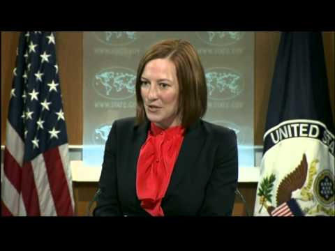 Daily Press Briefing: February 7, 2014
