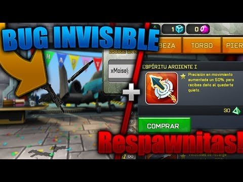 The Respawnables - BUG INVISIBLE! + COMO CONSEGUIR RESPAWNITAS!