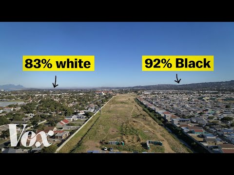Vox: Why South Africa is still so segregated