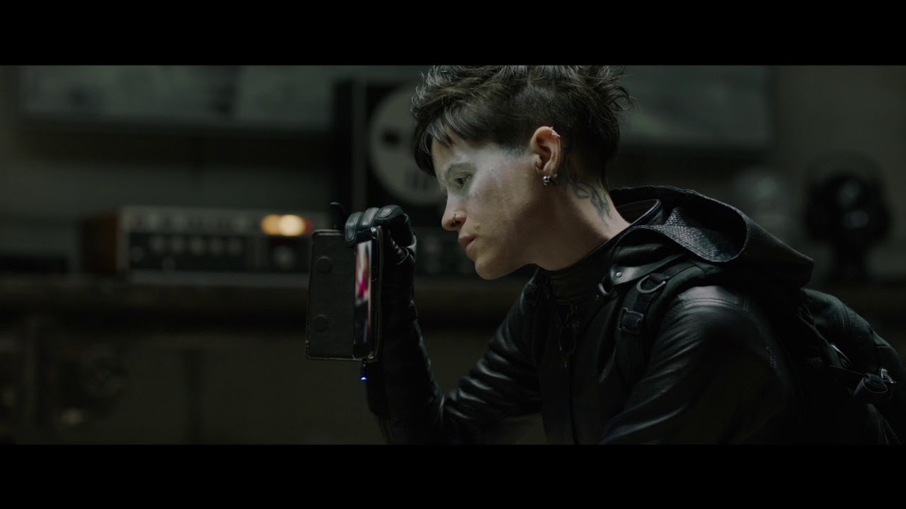 Image result for the girl in the spider's web youtube