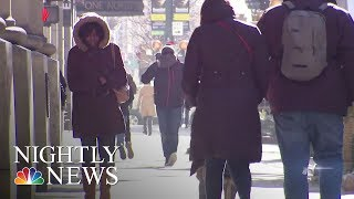 America's Cold Weather Turns Deadly | NBC Nightly News