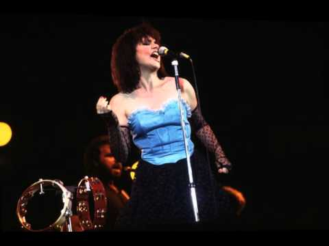 Linda Ronstadt  Boston Common, Boston, MA 19830722 full ,  only