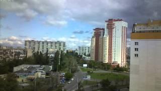 видео с камеры D-Link DCS-2132L. Улица (день)
