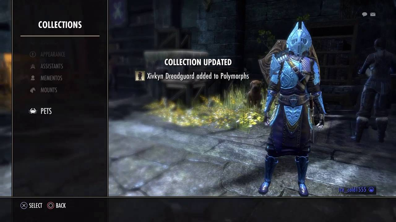 Eso Xivkyn Heavy Polymorph And Light Youtube