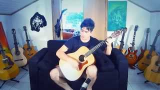"Hunter X Hunter ""Ohayou"" on Fingerstyle by Fabio Lima"