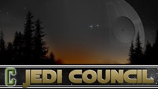 Collider Jedi Council - Rogue One Trailer Coming Soon?