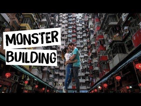 EL EDIFICIO MÁS HABITADO DEL MUNDO: Edificio Monstruo | Katy The Chic