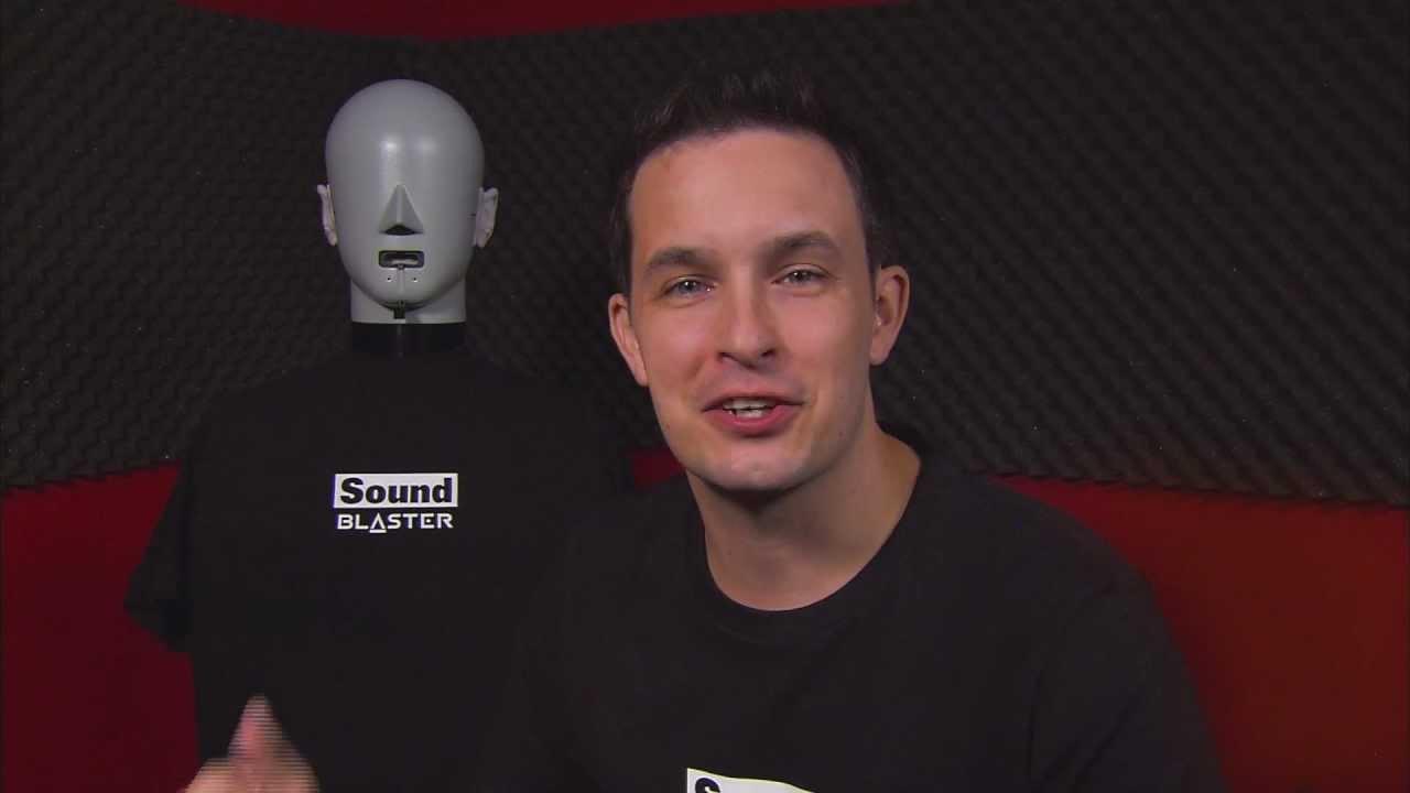 SBX Pro Studio | For 3D audio immersion | soundblaster com