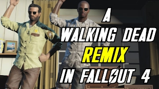 Bit. A Walking Dead Remix - Animated in Fallout 4