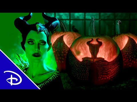 Maleficent Mistress Of Evil Pumpkin Carving Disney