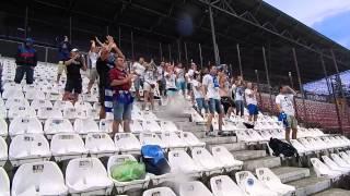 Динамо - Клуж, Румыния, 07.08.2014 (1)