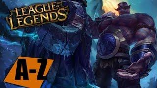 League Of Legends: A-Z Maraton - Braum SUPPORT