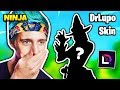 Ninja Reacts To DrLupo GETTING A SKIN Before Ninja | Fortnite Daily Funny Moments Ep.253