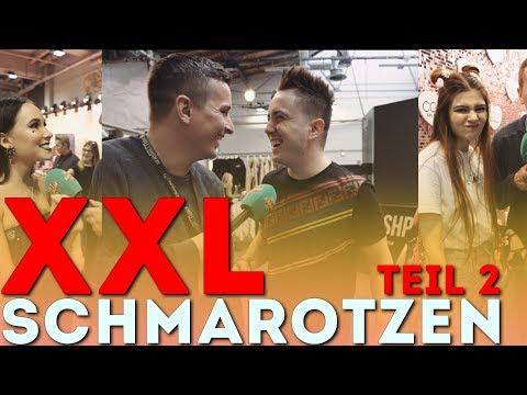 XXL-Schmarotzen | Teil 2 auf der GLOW 2018 !!!