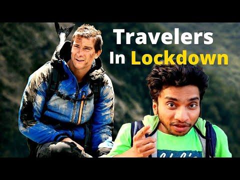 Travelers In Lockdown - Man Vs Lockdown - Chote Miyan as Bea