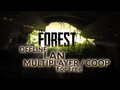 The Forest Offline LAN CO OP Multiplayer For Free