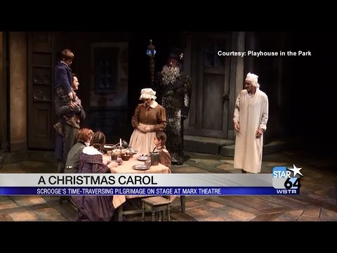 "A Christmas Carol"" opens at Cincinnati"