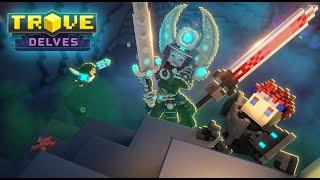 Trove: Delves arrives on consoles!
