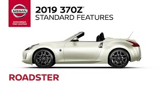 homepage tile video photo for 2019 Nissan 370Z Roadster | Model Review