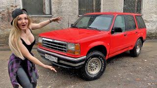 ВОСКРЕСИЛИ Ford Explorer за 88 000 рублей