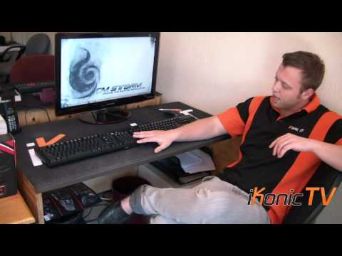 iKonic TV - Coolermaster CM Storm Pro Vs Razer Blackwidow