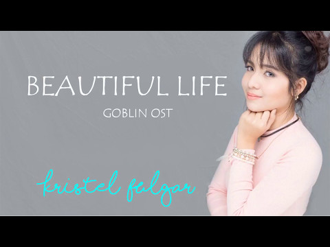 BEAUTIFUL (Goblin OST) - Crush (English Version Cover By Kristel Fulgar)