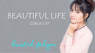 Gambar cover BEAUTIFUL (Goblin OST) - Crush (English Version Cover by Kristel Fulgar)