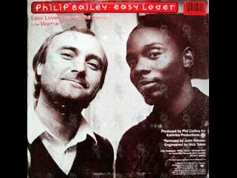 Phil Collins & Philip Bailey - Easy Lover (12'' Rare Extended Version) © 1984