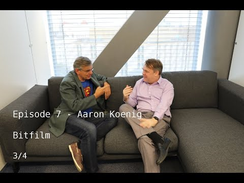 Aaron Koenig on the Blockchain Debate, Competition, and Altcoins